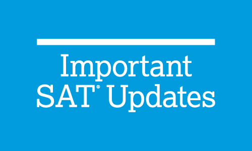 Coronavirus Updates for Students Taking the SAT | College Board